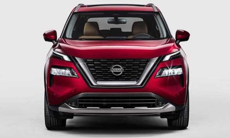 กระจังหน้า Nissan X Trail 2021