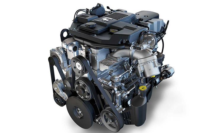 เครื่องยนต์ RAM Heavy Duty Limited Black Edition Cummins 6 สูบ 6.7 ลิตร เทอร์โบ (Low Power) (High Power)