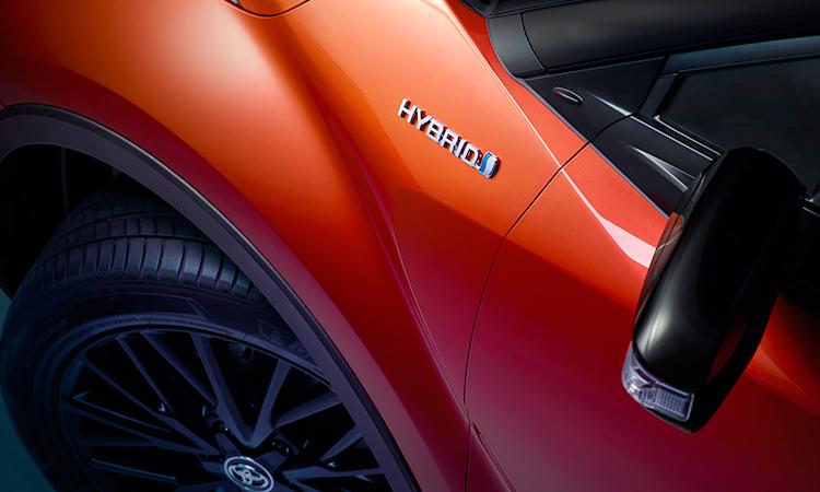 Toyota C-HR Minorchange
