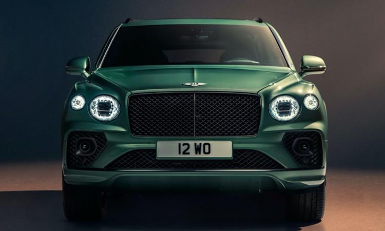 Bentley Bentayga Minorchange