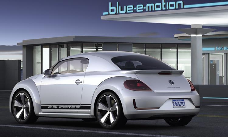 Volkswagen จดทะเบียน e-Beetle