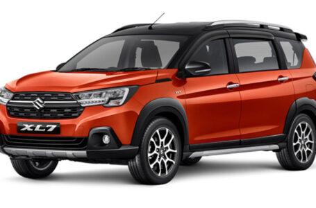 ราคา ตารางผ่อนดาวน์ Suzuki XL7 2020