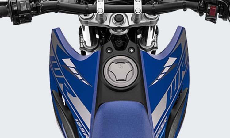 ตัวถัง Yamaha WR 155