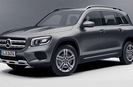 ราคา ตารางผ่อนดาวน์ Mercedes-Benz GLB 200 Progressive