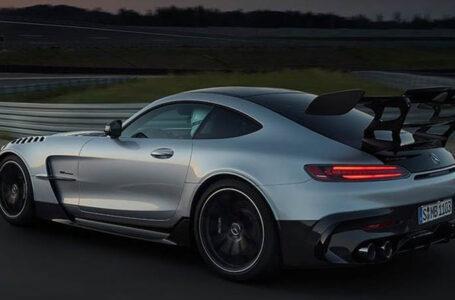 Mercedes-AMG ปล่อยทีเซอร์ Mercedes-AMG GT Black Series 2021