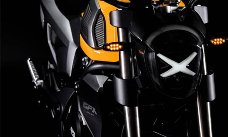 ไฟหน้า GPX DEMON X 125