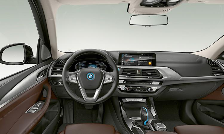 ภายใน BMW iX3 EV