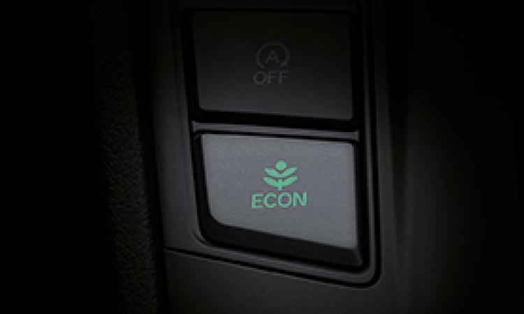 ปุ่มประหยัดพลังงาน Honda CR-V Minorchange