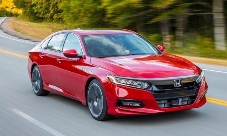 Honda เตรียมเลิกผลิต Honda Accord รุ่นเกียร์ธรรมดา