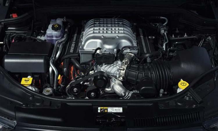 เครื่องยนต์ Dodge Durango SRT Hellcat 2020