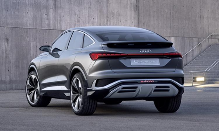 Audi Q4 Sportback e-TronConcept