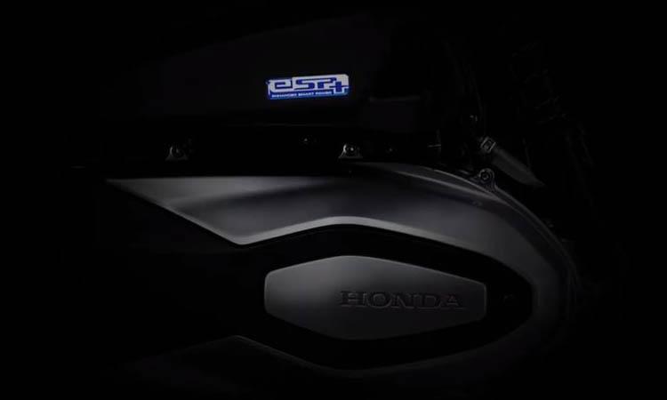 เครื่องยนต์ All new Honda Forza 350