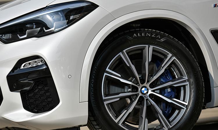ล้อ BMW X5 xDRIVE 30d M Sport