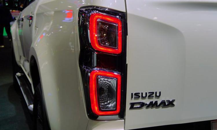 ฟท้ายIsuzu D-Max 2020