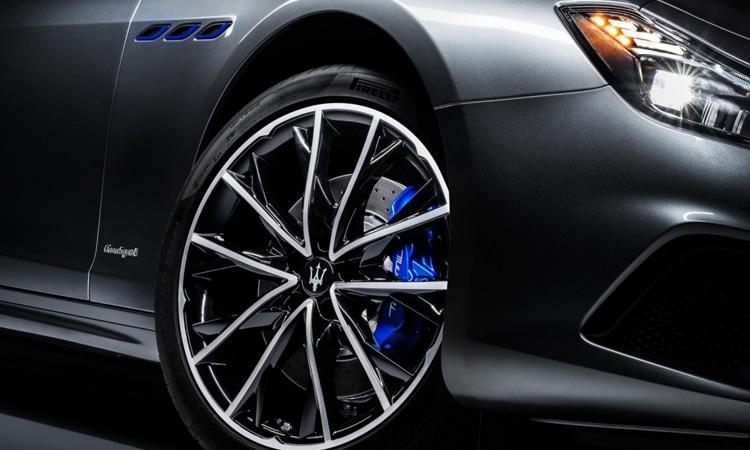 ล้อ Maserati Ghibli Hybrid 2020
