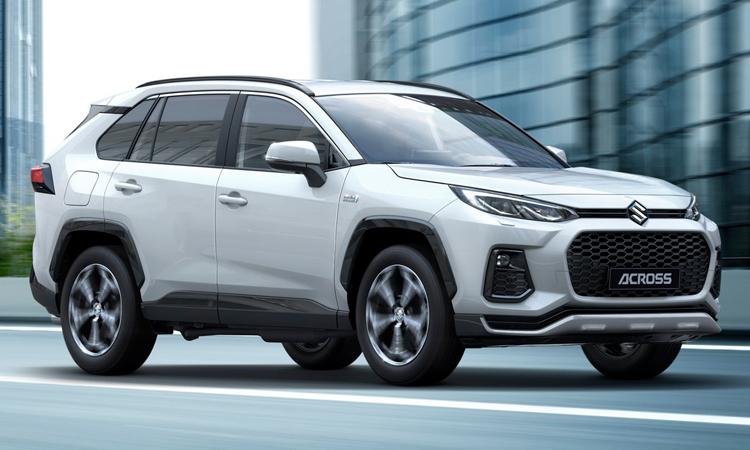 ภายนอก Suzuki Across Plug-In Hybrid