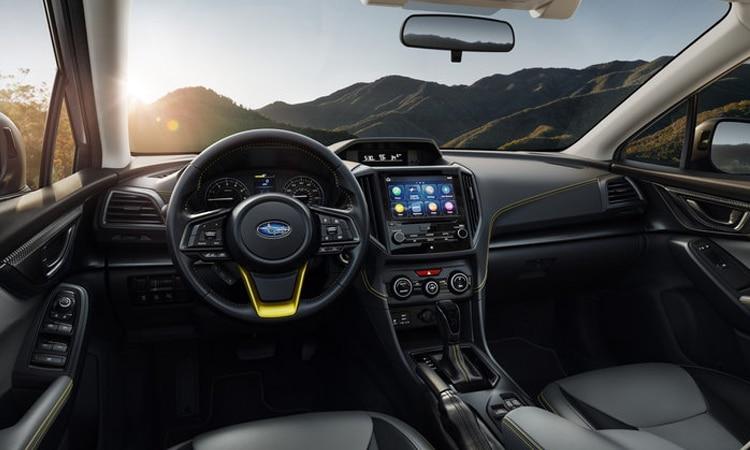 ภายใน Subaru Crosstrek 2021