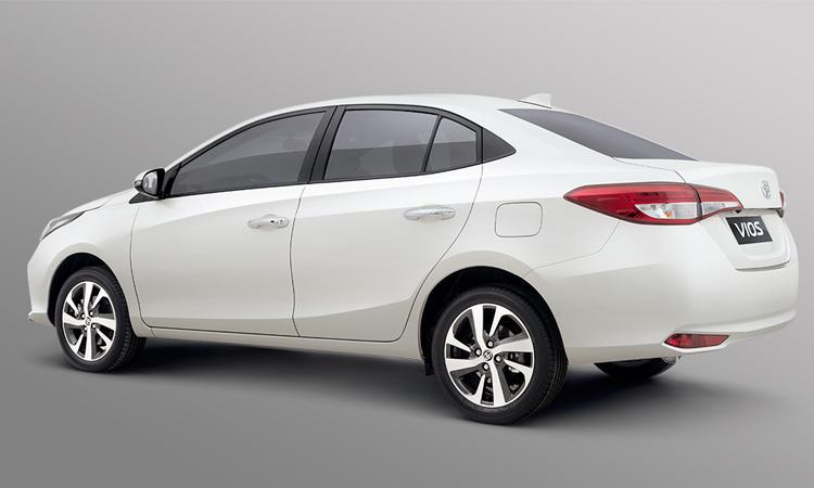 Toyota Vios Minorchange 2020