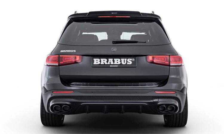 Mercedes-Benz GLB กับชุดแต่ง Brabus