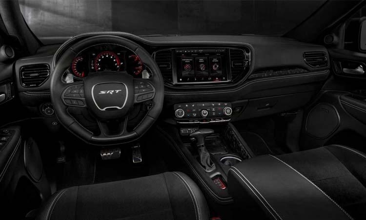 ายใน Dodge Durango SRT Hellcat 2020