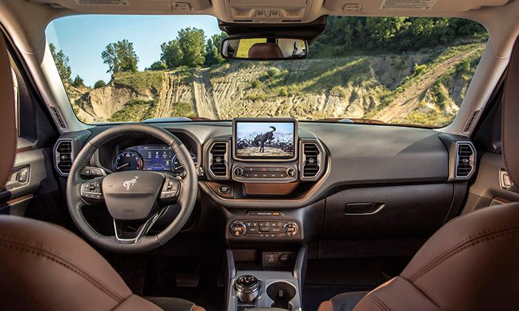 4kp.o Ford BRONCO Sport