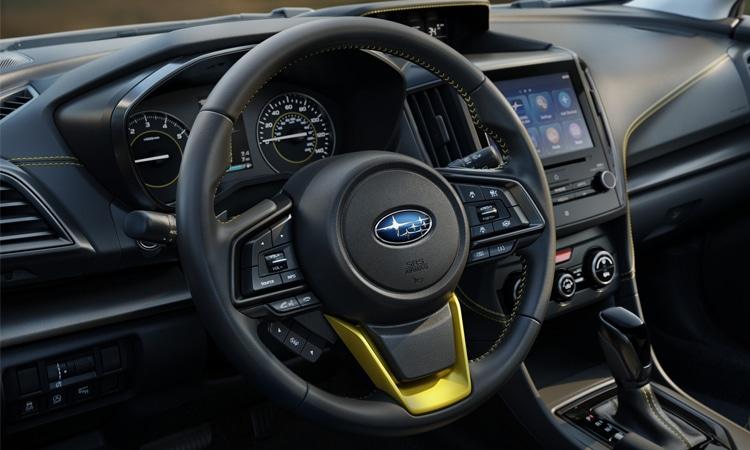 พวงมาลัย Subaru Crosstrek 2021