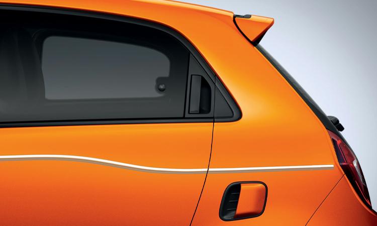 Renault Twingo Z.E Vibes