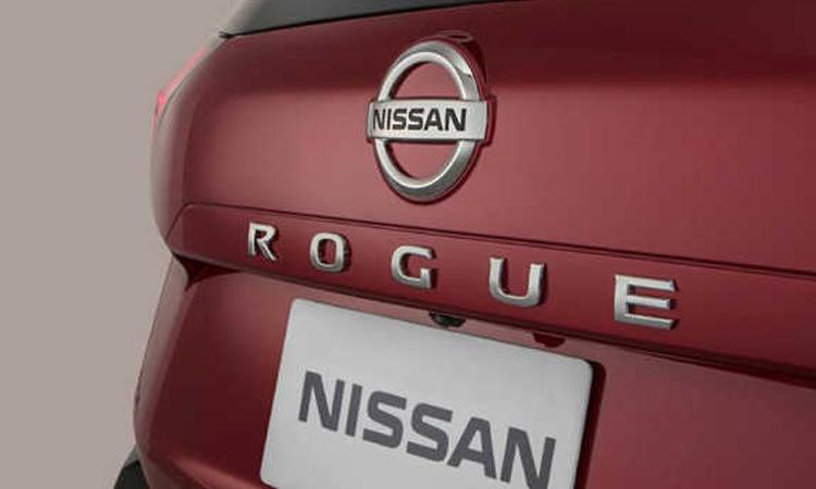 ท้าย Nissan X Trail 2021