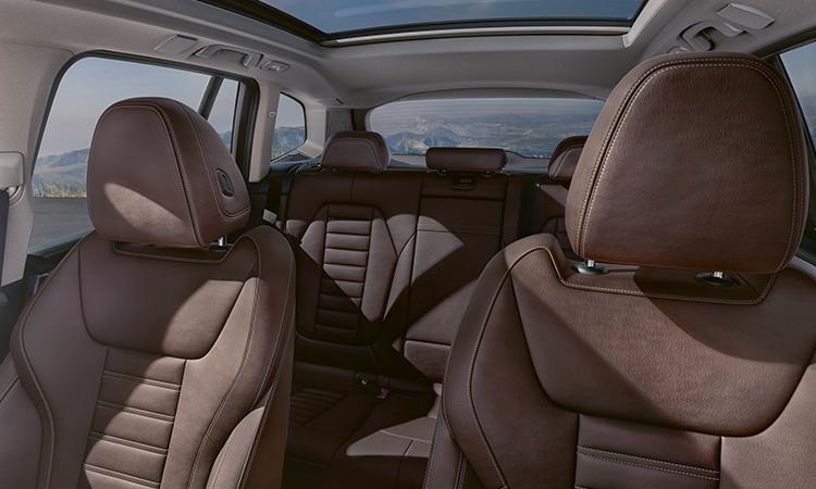 เบาะ BMW iX3 EV