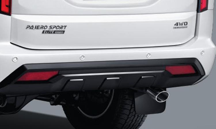 ท่อ Mitsubishi Pajero Sport Elite Edition