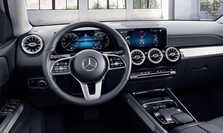 ภายใน Mercedes-Benz GLB 200 Progressive