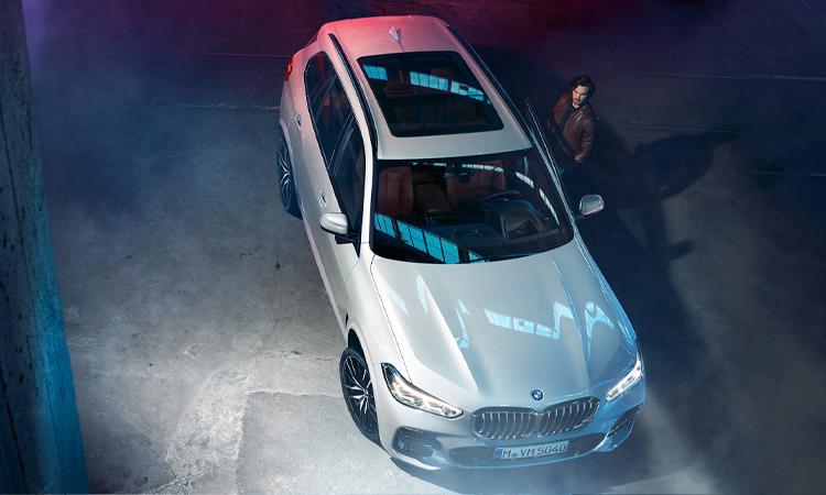 ระบบวามปลอดภัย BMW X5 xDRIVE 30d M Sport