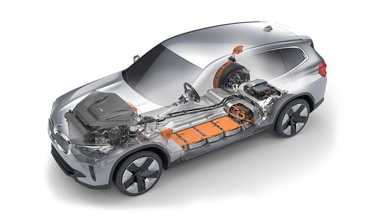 BMW iX3 EV