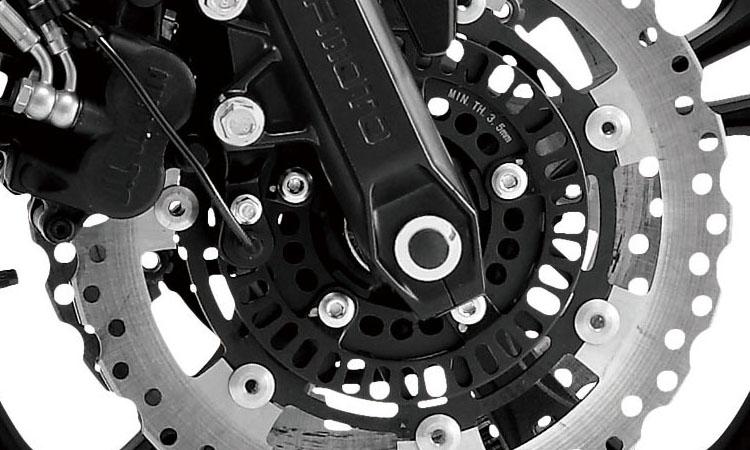 ดีสเบรก CF Moto 400NK