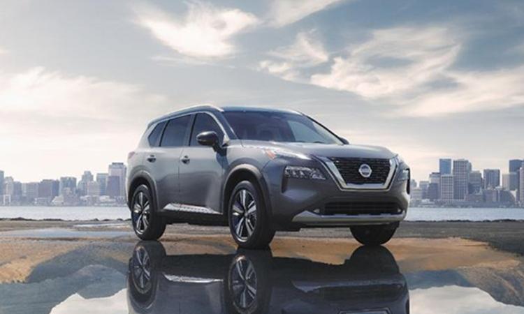 Nissan เปิดตัว Nissan X Trail 2021ที่สหรัฐอเมริกา