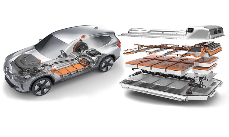 แบต BMW iX3 EV