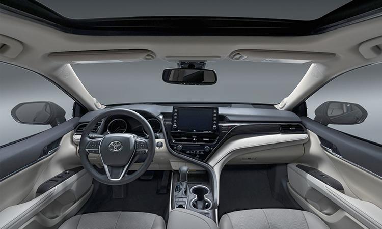 ภายใน Toyota Camry Minorchange