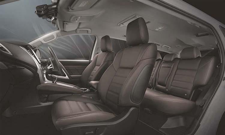 ด้านใน Mitsubishi Pajero Sport Elite Edition