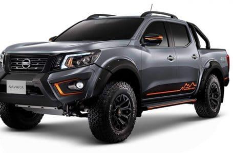 ราคา ตารางผ่อนดาวน์ Nissan Navara N-TREK Warrior