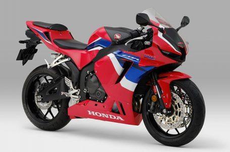 Honda CBR600RR 2021 เปิดตัวในเดือนสิงหาคมนี่ ที่ญี่ปุ่น