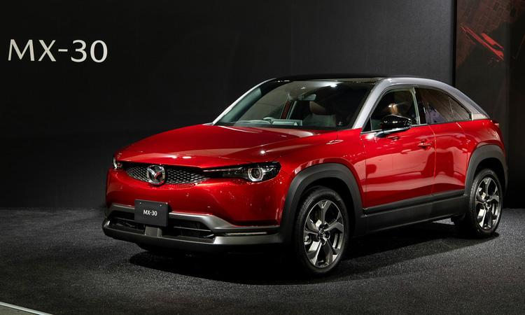 Mazda MX-30 Crossover EV พลังงานไฟฟ้า