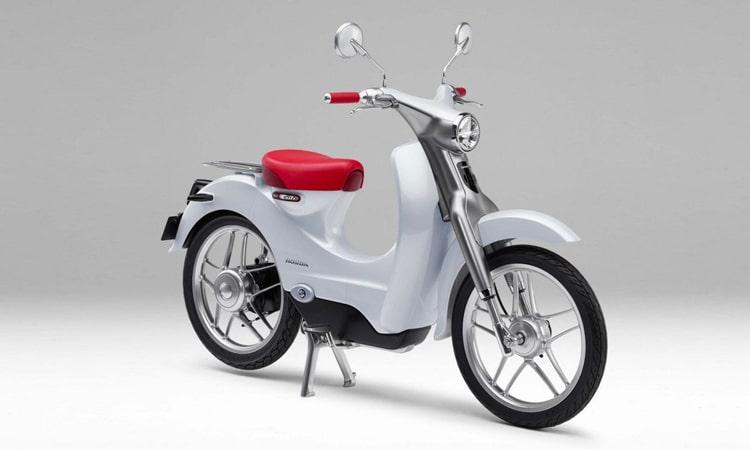 Honda Super Cub เวอร์ชั่นไฟฟ้า คนไทยมีหวังที่จะได้ใช้