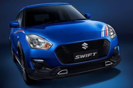 Suzuki SWIFT GL MAX EDITION กระตุ้นตลาดอีโคคาร์
