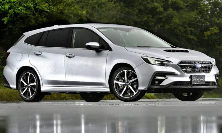 Subaru Levorg 2020 ได้เปิดตัวอย่างเป็นทางการแล้วในประเทศญี่ปุ่น