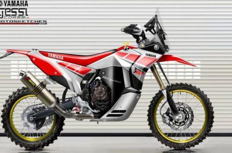 Yamaha Tenere 700 Rally Racer ออปชั่นเต็มไอเท็มใหม่ของสายลุย