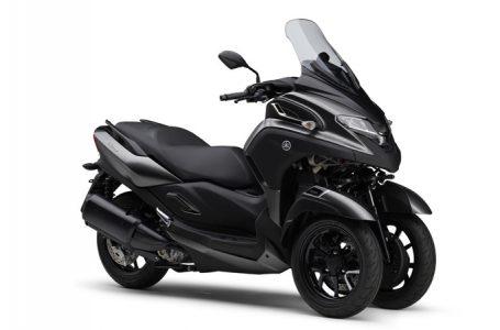 Yamaha Tricity 300 2020 รถจักรยานยนต์ 3 ล้อเผยโฉมที่ญี่ปุ่น