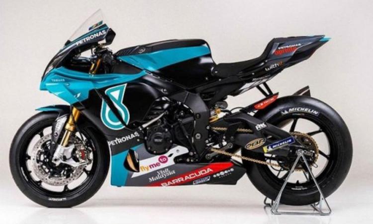 Yamaha YZF-R1 Petronas SRT Limited Edition
