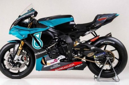 Yamaha YZF-R1 Petronas SRT Limited Editio รุ่นพิเศษ