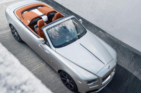 Rolls-Royce Dawn Silver Bullet 2020 ผลิตเพียง 50 คันเท่านั้น
