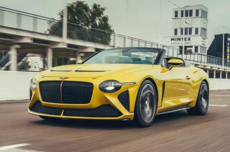 Bentley Mulliner Bacalar รถเปิดประทุน prototype ราคา 61 ล้านบาท